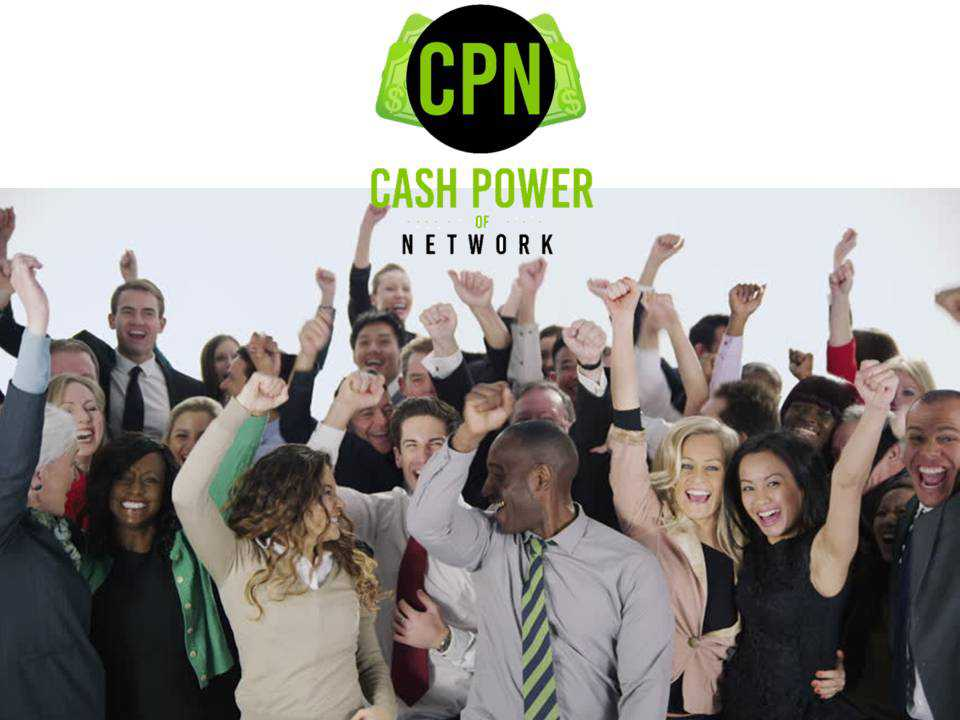 CASH POWER OF NETWORK, CPN