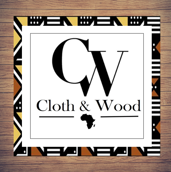 cloth and wood